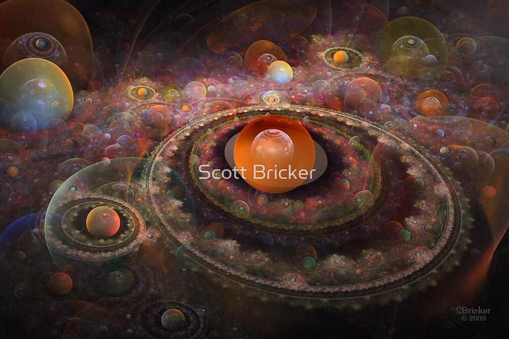'Misty Multiverse' by Scott Bricker