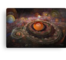 'Misty Multiverse' Canvas Print