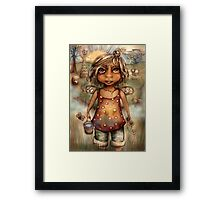Binda Framed Print
