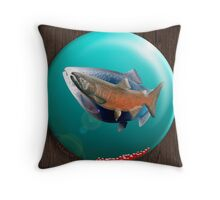 KING SPHERE-TIMELESSNESS Throw Pillow