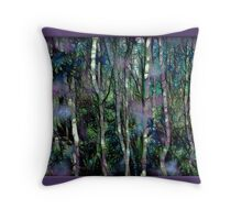 Protective Spirits Of The Mangroves Throw Pillow
