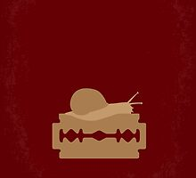 No006 My Apocalypse Now minimal movie poster by JiLong