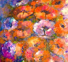 High on Poppies by LindaGray