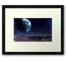 Oxygene  Framed Print