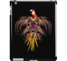 Flurry of feathers iPad Case/Skin