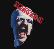 Scorpions  by Snaflein