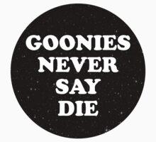 goonies One Piece - Long Sleeve