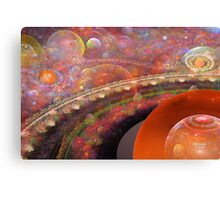 'Into the Misty Multiverse' Canvas Print
