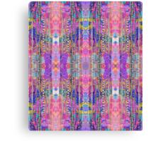 Jewell Kaleidoscope  Canvas Print