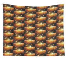 Life in a highway Wall Tapestry