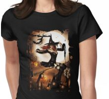Smashing Pumpkins Womens Fitted T-Shirt