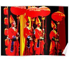 Beijing Opera Poster
