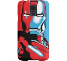 iron man Samsung Galaxy Case/Skin