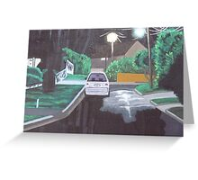 Walsh Court Greeting Card