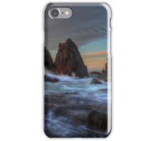 Camel rock beach Bermagui iPhone Case/Skin