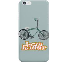 Low Rider iPhone Case/Skin