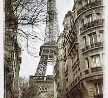 Eiffel Tower, Paris by Philip Bateman