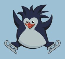Skater Penguin by TMP Design