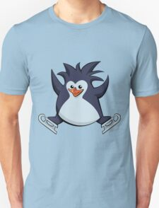 Skater Penguin T-Shirt