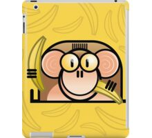 Comic Monkey iPad Case/Skin
