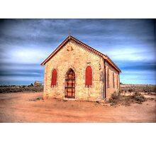 Worship In The Past Photographic Print