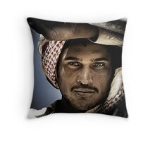 The Dhow Packer 1001 Throw Pillow
