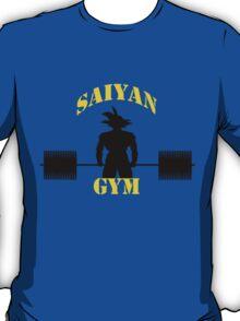 sayan gym T-Shirt