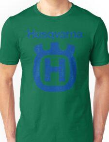 Vintage Husqvarna Unisex T-Shirt