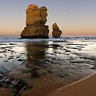 Twin Apostles  by Robert Mullner