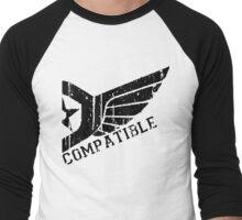 """G/danger """"Compatible"""" Men's Baseball ¾ T-Shirt"""