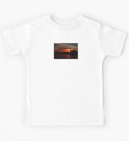 and yet another day closes... Kids Tee