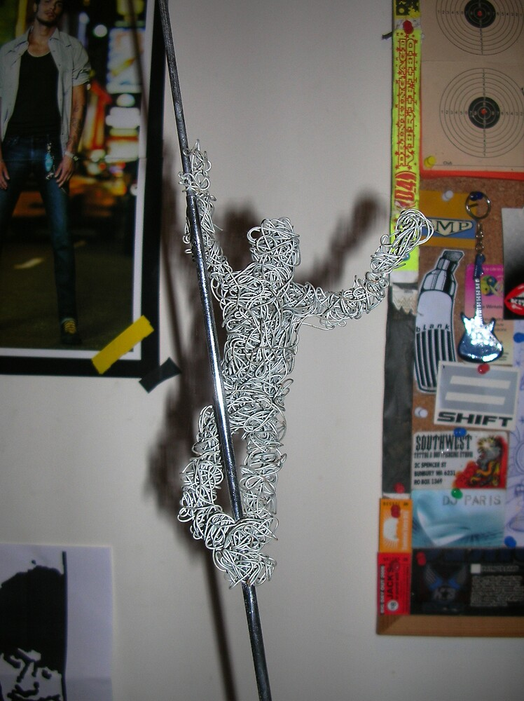 wire kong by dilkysilk