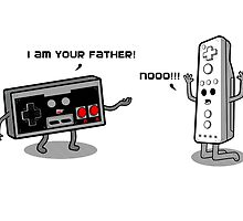 I am your father! by NinoMelon