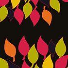 Funky Leaves by webgrrl