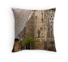 St Andrews Congretational Church, Balmain Throw Pillow