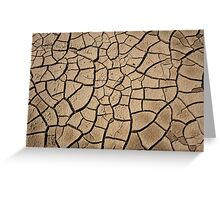 Earthen Puzzle Greeting Card