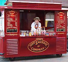 Hotdogs! by John Marshall-Redding