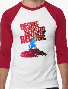 Desire Sensor, Begone! Men's Baseball ¾ T-Shirt