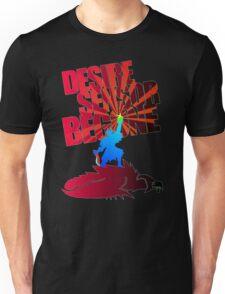 Desire Sensor, Begone! Unisex T-Shirt