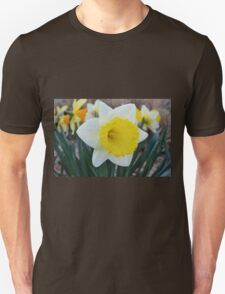 Daffodil in the Garden Unisex T-Shirt