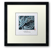 Valley Mist Framed Print