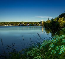 Mahone Bay by mlphoto