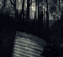 Water Tank  by Ben Loveday