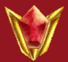 Pixel Ruby by skywaker