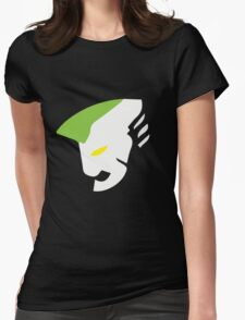 Wild Tiger Head - Tiger & Bunny Womens Fitted T-Shirt