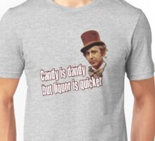 Liquor is Quicker Unisex T-Shirt