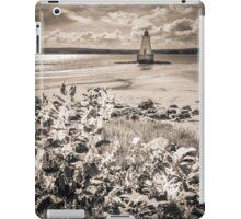 Sandy Point Lighthouse iPad Case/Skin