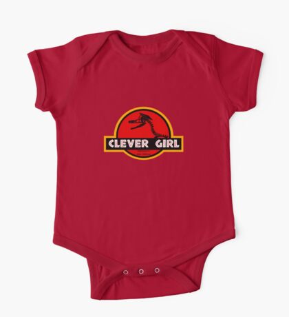 Clever Girl One Piece - Short Sleeve