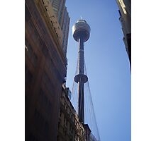 Centrepoint Tower - Sydney Central Photographic Print
