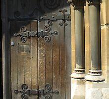 Old Door by eyetoeye